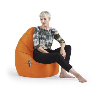 BeanBag BRAVA XL orange