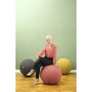 Sitting Ball FELT blu intenso